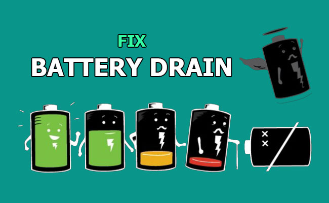 How to Fix Cell Standby Battery Drain Problem on Android